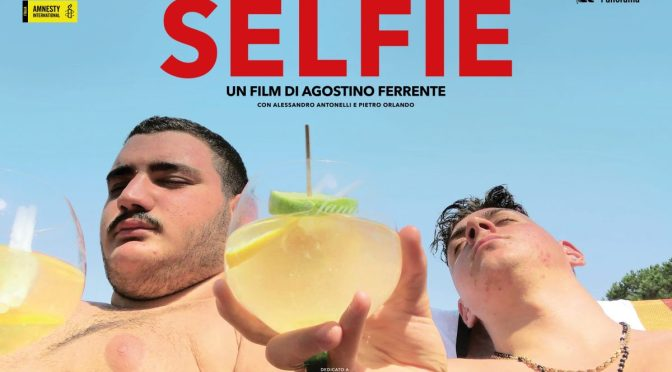 "23 agosto 2019 ""Selfie"" all'Apollo 11"