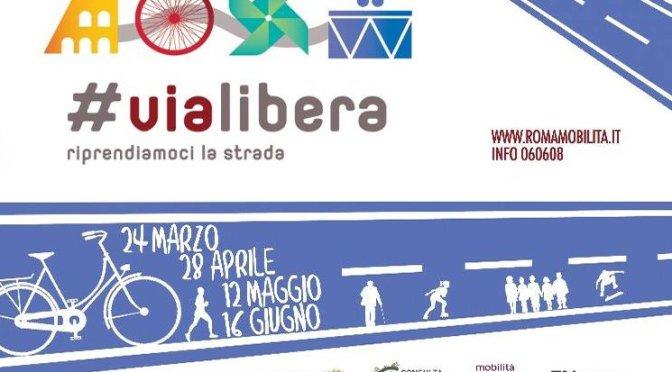 Domenica 16 giugno 2019 torna #ViaLibera – Le deviazioni dei mezzi pubblici