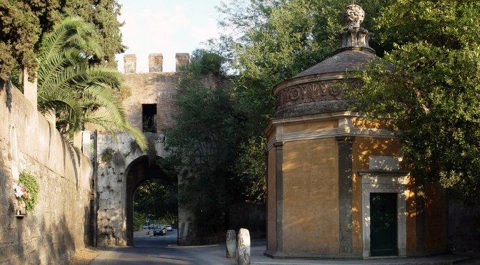 Le Mura e le Porte di Roma Antica e Rinascimentale