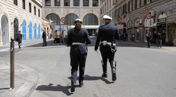 """Stazione Termini: """"nessun silenzio"""" da parte della Polizia Locale"""