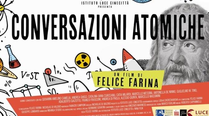 """9 agosto 2019 """"Conversazioni atomiche"""" al Palazzo Merulana"""