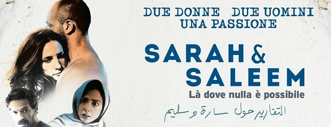"19 agosto 2019 ""Sarah e Saleem"" all'Apollo 11"