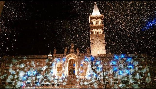 """5 agosto 2019 """"Miracolo della neve"""" a Santa Maria Maggiore: le chiusure al traffico e le deviazioni dei mezzi pubblici"""