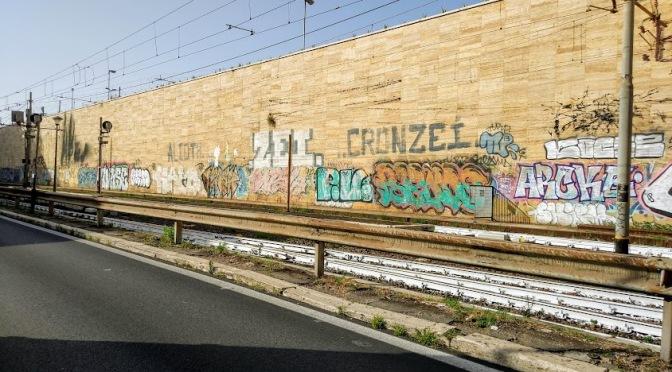 Ma perchè i graffitari devono sempre farla franca?
