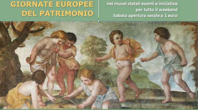 Le Giornate Europee del Patrimonio 2019: le visite e gli eventi nel Rione Esquilino