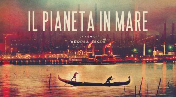 """25 settembre 2019 """"Il pianeta in mare"""" all'Apollo 11"""