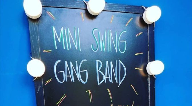"""13 settembre 2019 """"Let's GATSwing! Fridays"""" al Gatsby Cafè"""