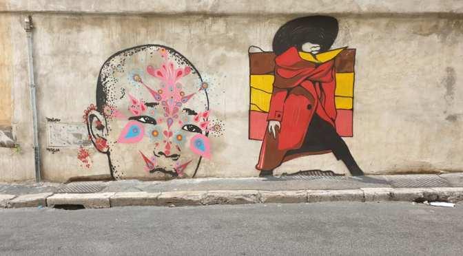 Un bando pubblico per la street art di via Cappellini