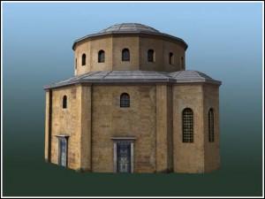 Il Chrysotriclinus e il Tempio di Minerva Medica