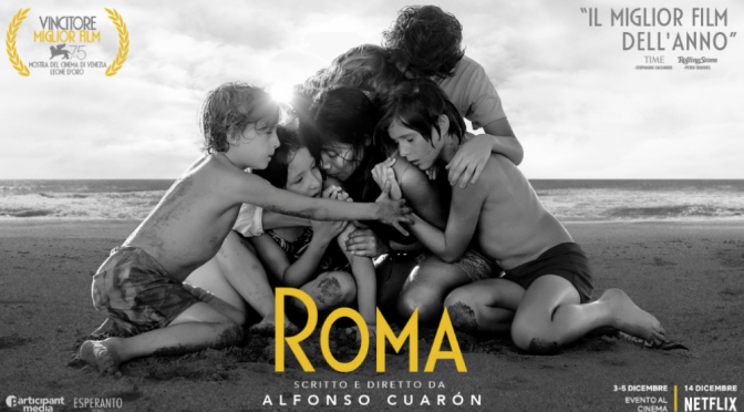 "27 settembre 2019 ""Roma"" all'Apollo 11"