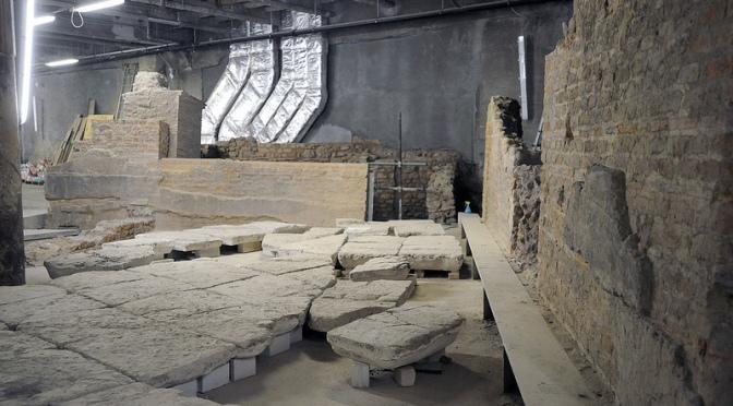 I tesori nascosti nel sottosuolo del Rione Esquilino – #2