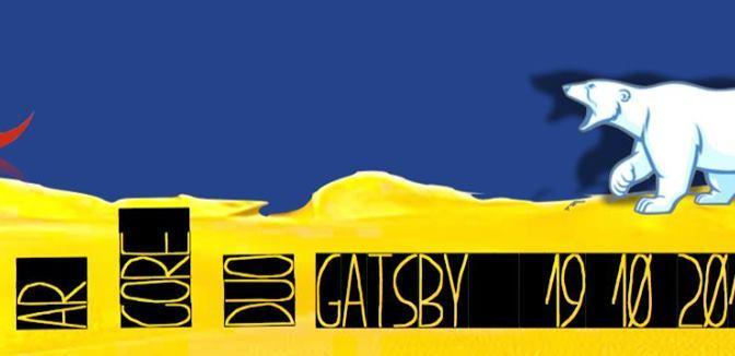"""19 ottobre 2019 """"Arcore Duo"""" al Gatsby Cafè"""