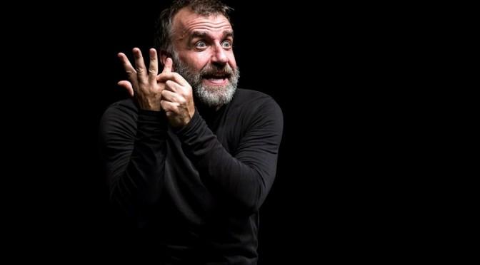 """10 – 13 ottobre 2019 """"Mistero Buffo"""" al Teatro Brancaccino"""