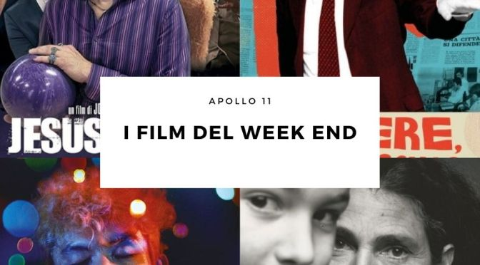 Apollo 11 I film del Week End 1-3 novembre 2019