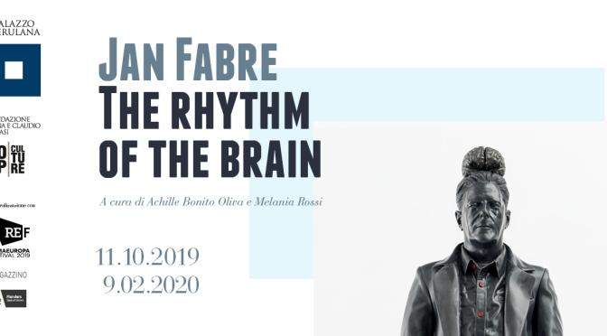 "11 ottobre 2019 – 9 febbraio 2020 ""Jan Fabre The Rhythm of the Brain "" al Palazzo Merulana"