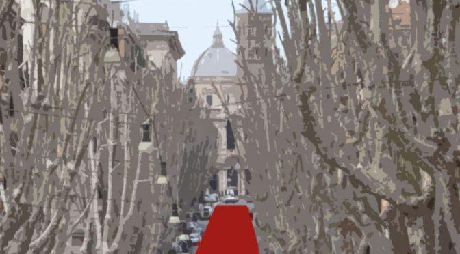 """27 ottobre 2019 Gran finale di """"Accadrà sul Red Carpet"""" al Palazzo Merulana"""