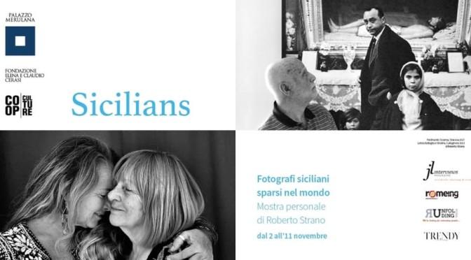 """2 – 11 novembre 2019 mostra fotografica """"Sicilians. Fotografi siciliani sparsi nel mondo"""" al Palazzo Merulana"""