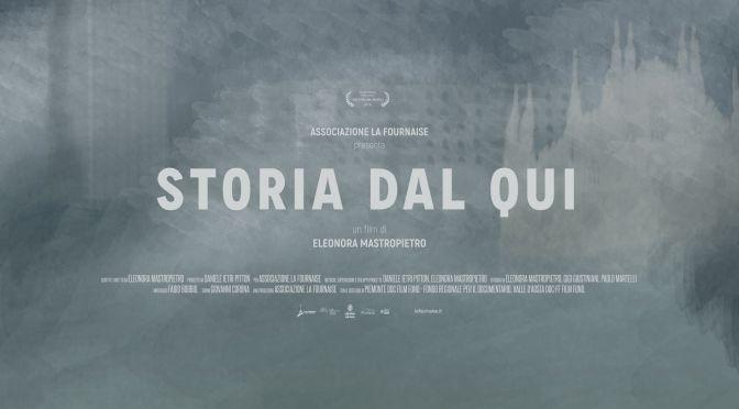 """16 ottobre 2019 """"Storia dal qui"""" all'Apollo 11"""
