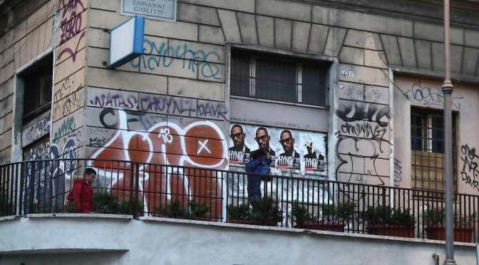 """Servizio televisivo andato in onda l'8 novembre 2019 su RAI 3 """"Buongiorno Regione"""" dai """"ballatoi"""" di Via Giolitti"""