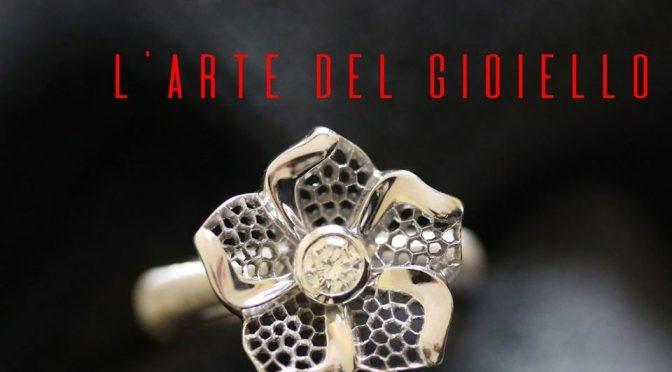 """6 – 8 novembre """"L'arte del gioiello"""" allo Studio Medina"""