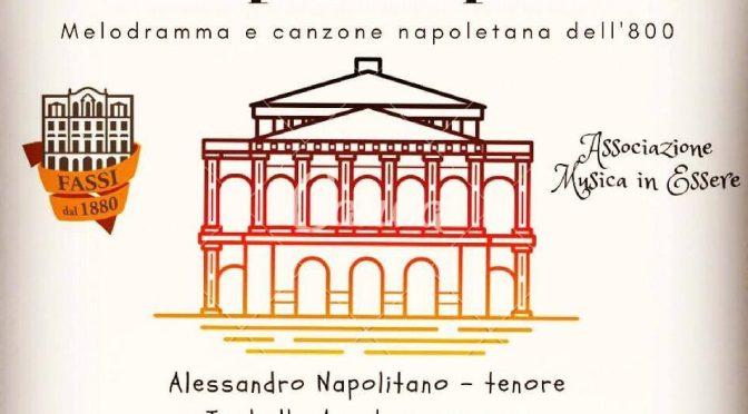 """24 novembre 2019 """"Napoli all""""Opera"""" al Palazzo del Freddo – Fassi"""