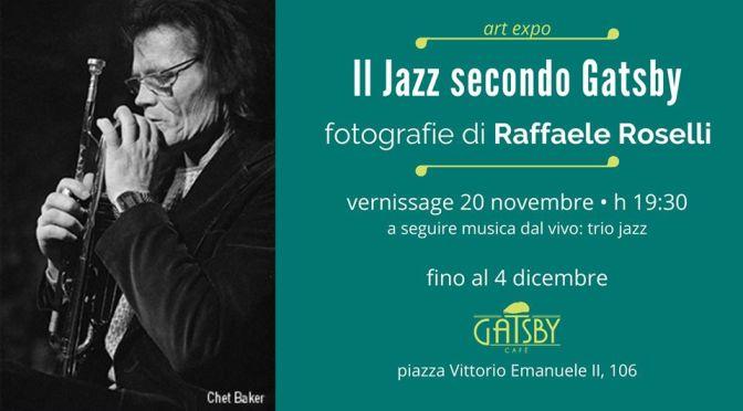 """20 novembre 4 dicembre 2019  """"Mostra fotografica di Raffaele Roselli"""" al Gatsby Cafè"""