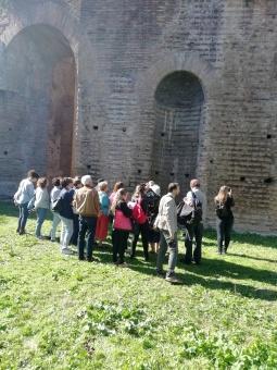 Tempio di Minerva Medica: Visita guidata