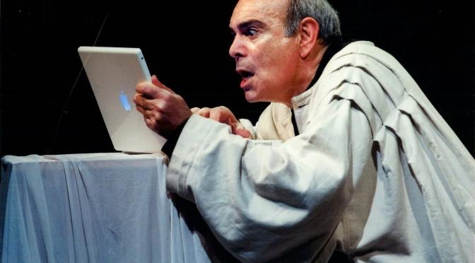 """7 – 17 novembre 2019 """"Edipo… seh!"""" al Teatro Brancaccino"""