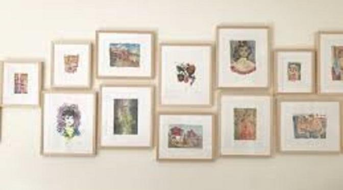 """21/11 – 5/12 2019 """"Disegni – Amo Roma ma non solo"""" mostra d'arte presso FunSpace Art"""