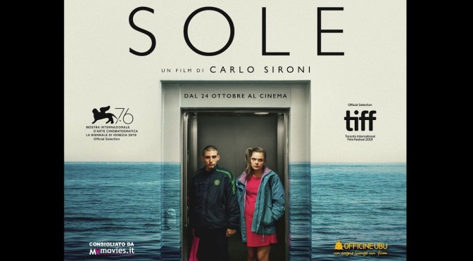 "5 novembre 2019 ""Sole"" all'Apollo 11"