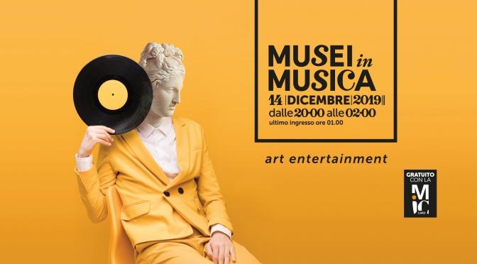 14 dicembre 2019 Musei in Musica 2019
