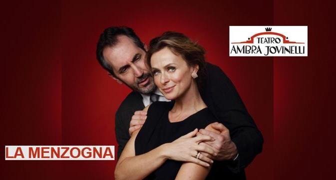 """4 – 15 dicembre 2019 """"La Menzogna"""" al Teatro Jovinelli"""