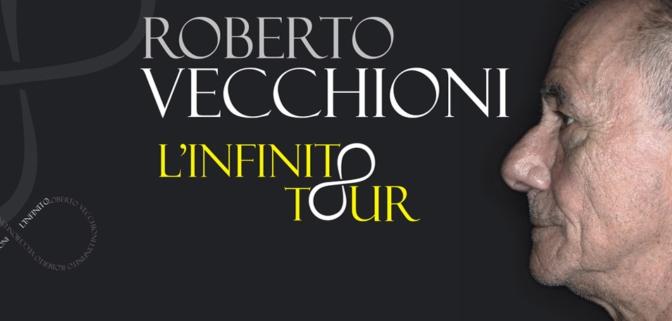"""11 dicembre 2019 """"L'infinito tour"""" al Teatro Brancaccio"""