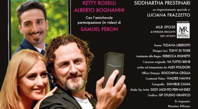 """26 dicembre 2019 – 5 gennaio 2020 """"Mi inviti a nozze"""" al Teatro Brancaccino"""