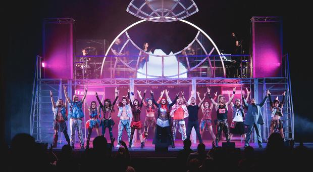 """28 gennaio 2 febbraio 2020 """"WE WILL ROCK YOU"""" al Teatro Brancaccio"""