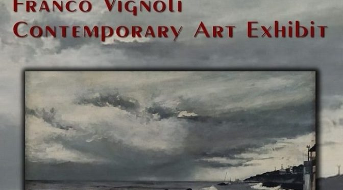 "24 – 30 gennaio 2020 ""Franco Vignoli Contemporary Art Exhibit"" allo Studio Medina"