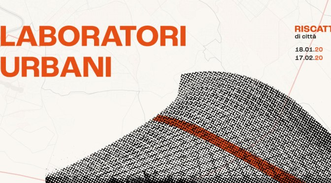 "24 gennaio, 1, 5 e 17 febbraio 2020 ""Laboratori Urbani"" al Palazzo Merulana"