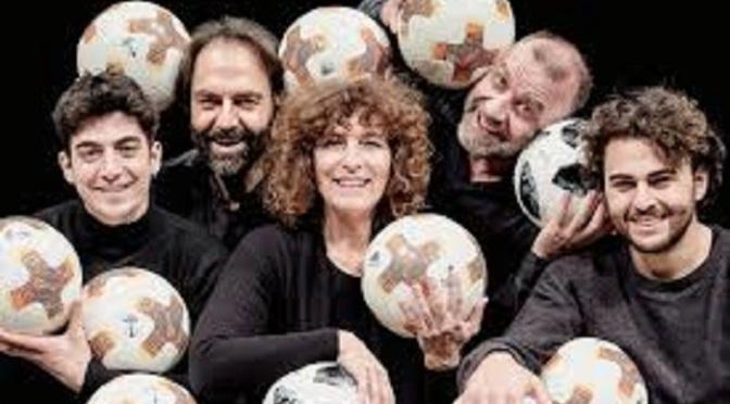 """15 – 19 gennaio 2020 """"TANGO DEL CALCIO DI RIGORE"""" al Teatro Brancaccio"""
