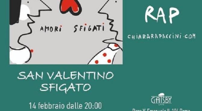 "14 – 23 febbraio 2020 Gatsbsy Art Expo ""Amori Sfigati"" al Gatsby Cafè"