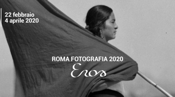 """22 febbraio – 4 aprile 2020 """"Roma Fotografia 2020"""" a Palazzo Merulana"""