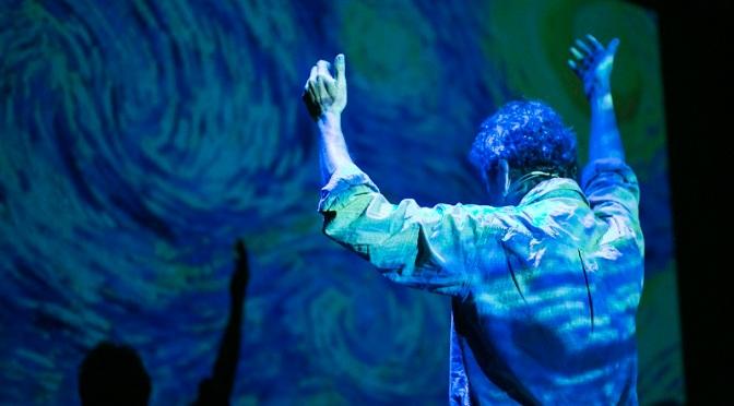 "13 – 23 febbraio 2020 ""Vincent Van Gogh – Lettere a Theo"" al Teatro Brancaccino"