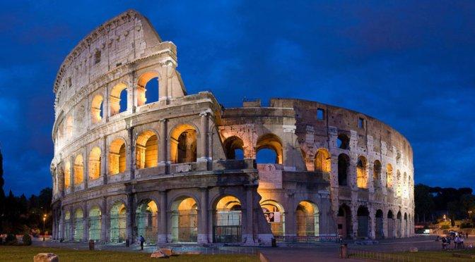 #LaCultuarInCasa Tour Virtuale al Colosseo #iorestoacasa