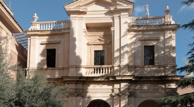 Video sulla chiesa di Santa Bibiana: la storia, l'architettura e le opere d'arte #1
