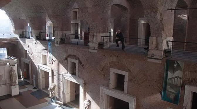 #LaCulturaInCasa: Tour virtuale nei Mercati di Traiano – Museo dei Fori Imperiali #iorestoacasa