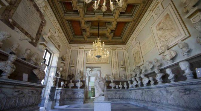 #LaCulturaInCasa: Tour virtuale nei Musei Capitolini al Campidoglio #iorestoacasa
