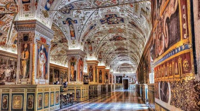 Tour Virtuale nei Musei Vaticani