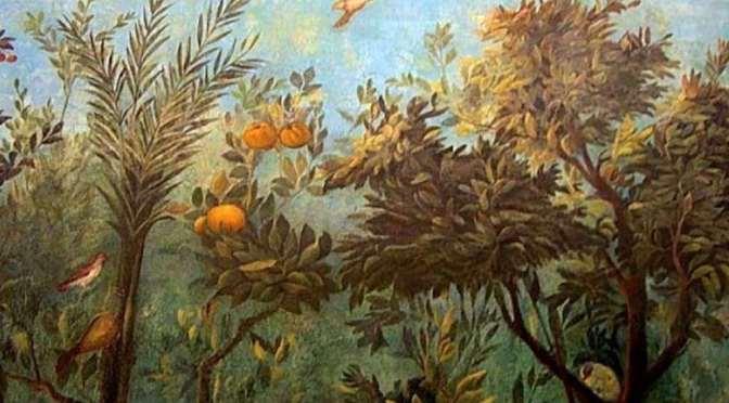 Un tuffo nel passato di una modernità assoluta da vedere nel Museo Nazionale Romano di Palazzo Massimo