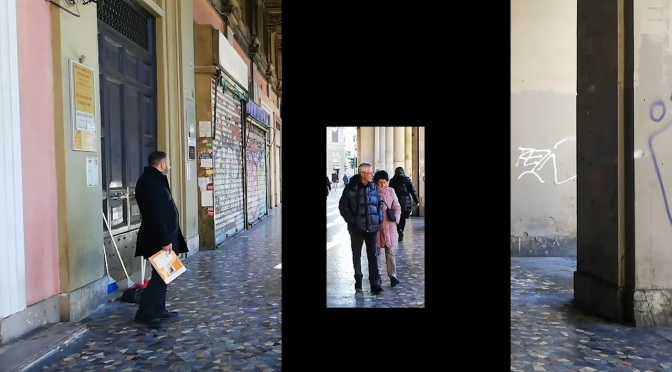 """Esquilino Tales City Atlases of Rome 2.0  #3 """"Visual Windows"""""""