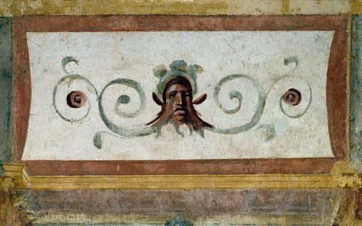 """#iorestoacasa. """"Gli artisti del Rinascimento, tra cui Raffaello, scoprirono le pitture della Domus Aurea attraverso un'apertura. Lo stesso è capitato anche agli archeologi moderni"""": così il parco archeologico del Colosseo ricorda la scoperta della Sala della Sfinge alla Domus Aurea"""