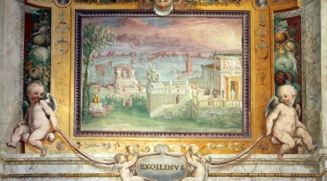 I colli di Roma nel Rinascimento – L' Esquilino
